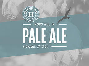 HOPS ALL IN PALE ALE